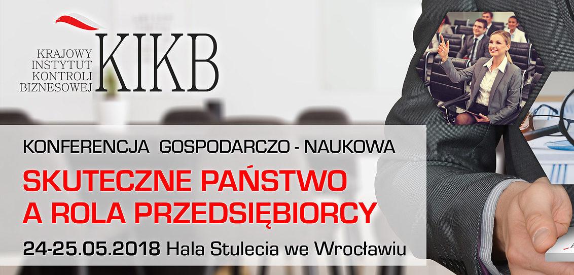 """PZPB partnerem konferencji gospodarczo-naukowej """"Skuteczne Państwo a rola Przedsiębiorcy"""""""