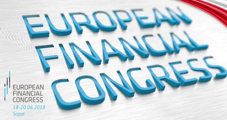 PZPB na VIII Europejskim Kongresie Finansowym w dn. 18-20 czerwca w Sopocie